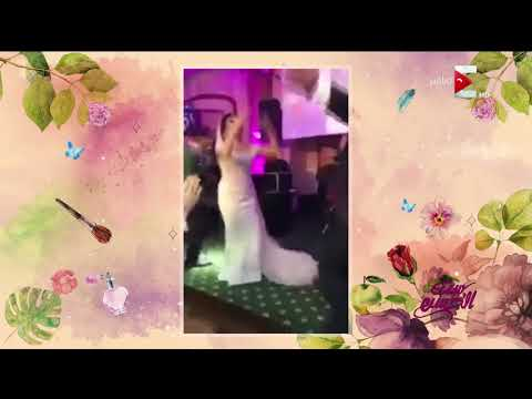 ست الحسن - رقص -ريم أحمد- وزوجها طه خليفة في زفافهم على اغنية -لاء لاء-  - 14:21-2018 / 2 / 18