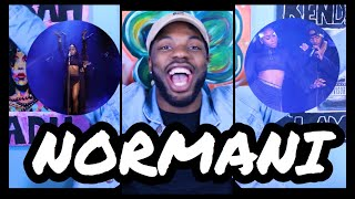 "NORMANI ""WAVES""  PERFORMANCE 