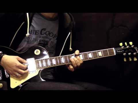 Gary Moore - Stop Messin' Around - Guitar Cover
