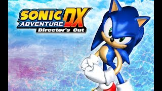Sonic Adventure DX (Gamecube) Full Playthrough