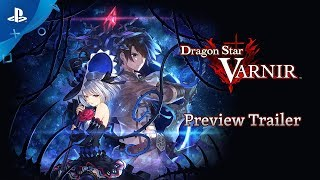 Dragon Star Varnir - Preview Trailer | PS4