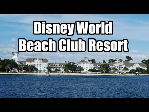 Beach Club Resort Review, Walt Disney World!
