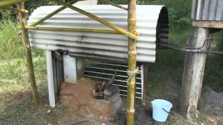 How to Build a Rocket Stove Mass Water Heater, with Geoff Lawton