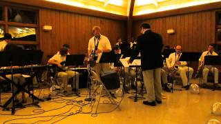 University of Montevallo Jazz Ensemble perf. Deacon Blues