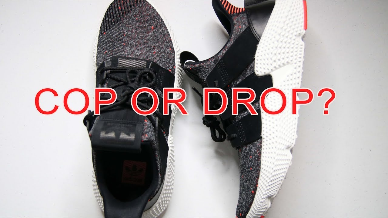 Should you buy Adidas PROPHERE THIS 2018  DAD SHOE TREND IS DYING ... ee3c304b9