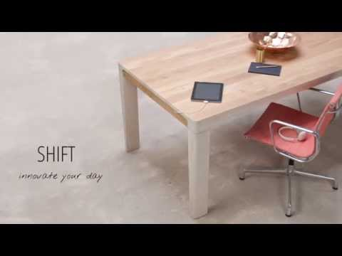 Shift table, innovate your day