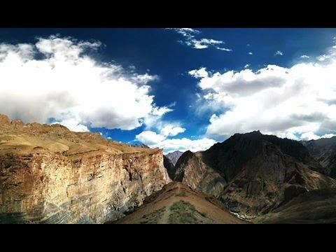 Trek Lamayuru to Padum - Ladakh 2014 - ROBINDIA #1