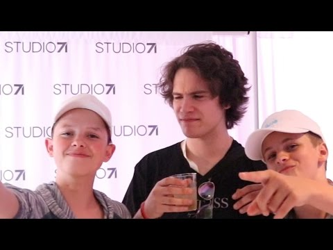 Thumbnail: Partying with Jacob Sartorius