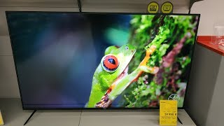 lCD телевизор Haier LE55U6500U
