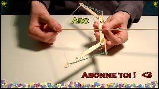 Comment faire un petit arc - bow