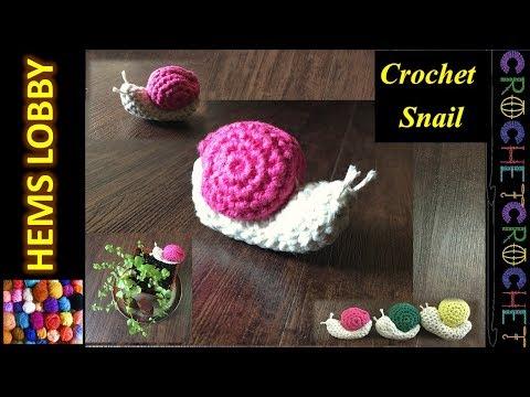 Crochet a Snail (Tamil)