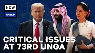 Un General Assembly 2018 – 5 Key Global Issues   Nowthis World