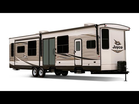 2927 - 2019 Jayco Jay Flight Bungalow 40FKDS Destination Trailer for