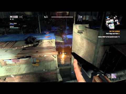 Mutt and Friends Play Dying Light again