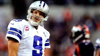 Sports Minute: Tony Romo is still in Dallas, Broncos happy with current crop at the QB position