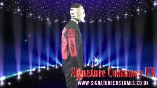 Slipknot Uniform Costume New from Signature Costumes