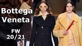 Bottega Veneta осень-зима 2020-2021 ( Что модно в Милане ) Одежда и аксессуары - Видео от NataRiver Fashion
