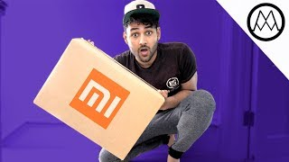 MYSTERY Package from Xiaomi - MASSIVE UNBOXING!