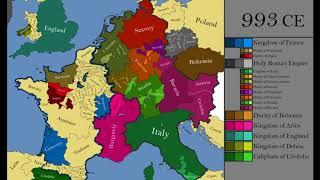 История Западной Европы