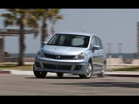 2011 Nissan Versa First Look Review   YouTube