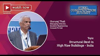 Structural Steel in High Rise Buildings - India