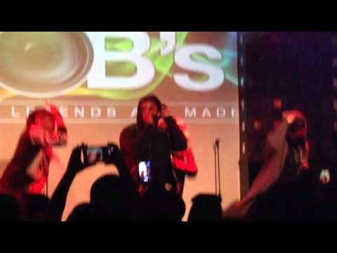 "Day 26 "" Got Me Going "" live at SOBs 2015"