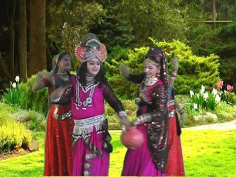 #Krishna || Tu Gokul Ka Gwala Mein Barsane Wali || Dahi Daan Ki Krishna Leele