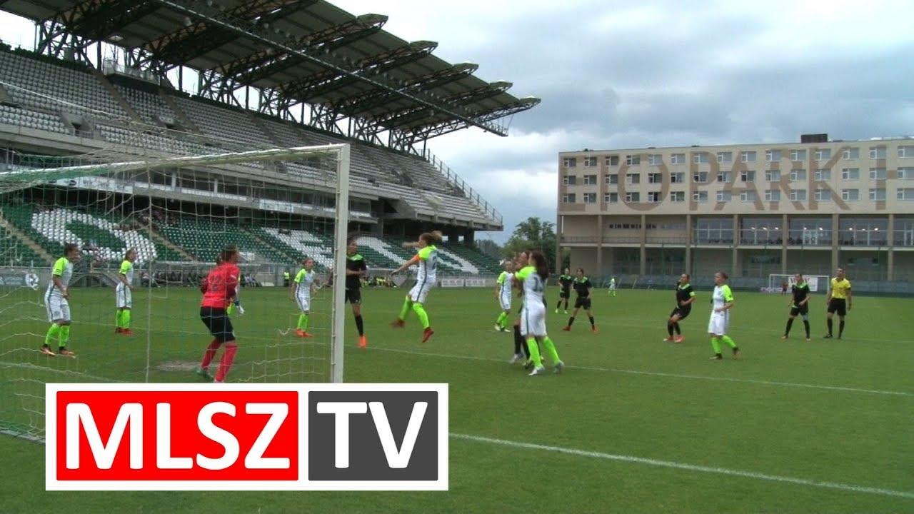 ETO FC Győr - Ferencvárosi TC | 2-2 | JET-SOL Liga | Felsőházi rájátszás 6. forduló | MLSZTV
