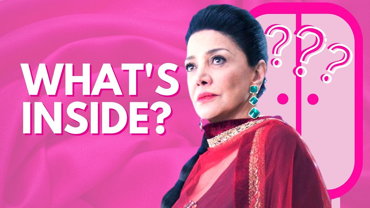 Inside Avasarala's Closet: The Expanse #shorts
