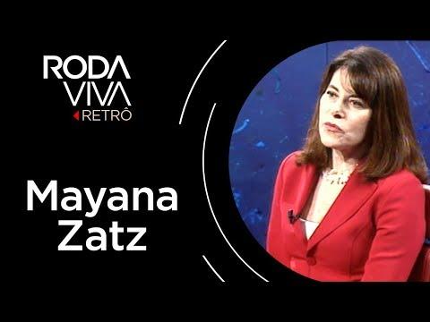 Roda Viva | Mayana Zatz | 2006