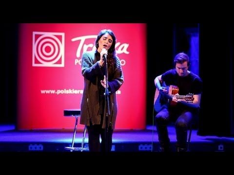 Jessie Ware - Interview + Acoustic at Trojka Radio