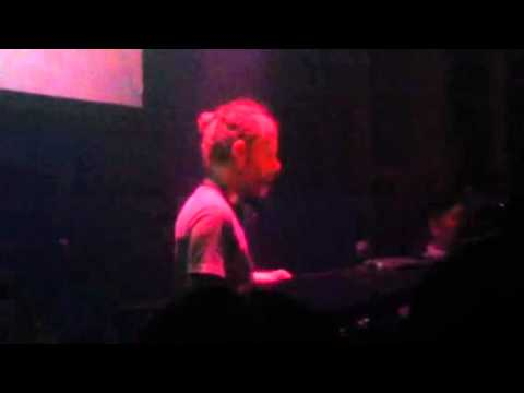 DJ THOM YORKE in UNDERCOVER OF THE NIGHT ③