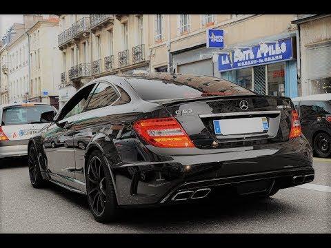Mercedes-Benz C63 AMG W204 Epic Sound Compilation