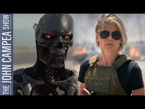 terminator-dark-fate-trailer:-does-it-hit-or-miss---the-john-campea-show