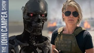 Terminator Dark Fate Trailer: Does It Hit Or Miss - The John Campea Show