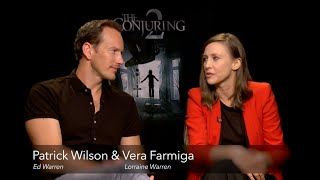 THE CONJURING 2 Cast and Director Exclusive Interviews