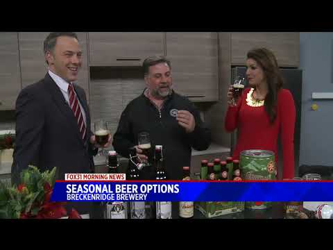 Christmas Ales with Breckenridge Brewery