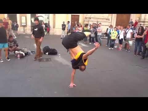 Hip Hop Music Dancing Video