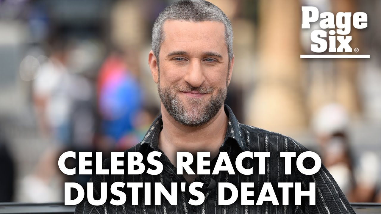 Celebrities, 'Saved by the Bell' castmates react to Dustin Diamond's death | Page Six Celebrity News