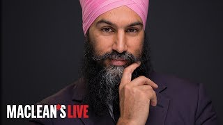 REPLAY: Jagmeet Singh in conversation with Paul Wells