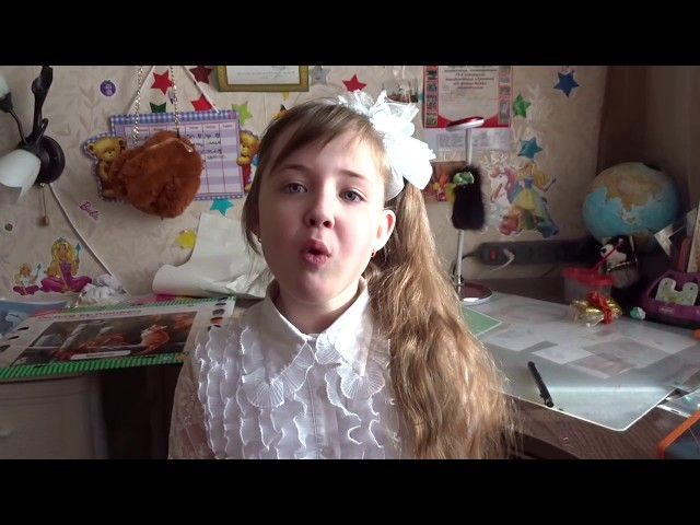 Изображение предпросмотра прочтения – ЛарисаЧичикина читает произведение «Дили-дили» (Русский фольклор )