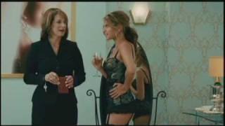 Jana Robbins Dress Shop Scene in THE WOMEN