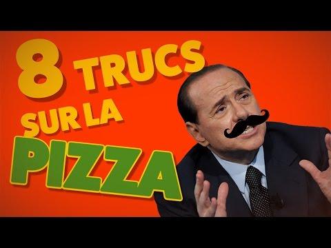 Top 8 des trucs à savoir sur la pizza