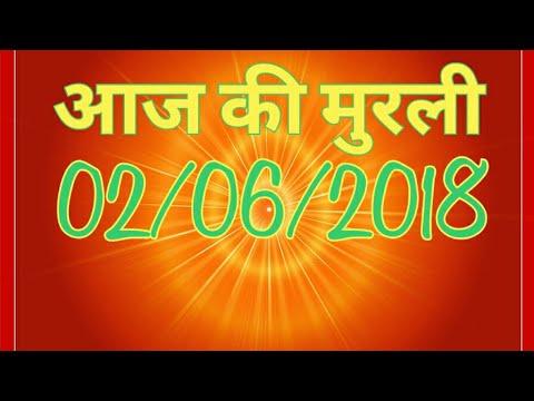 Aaj Ki Murli 02-06-2018 Brahma Kumaris Murli Mera Baba Today Murli Bk Murli Hindi आज की मुरली