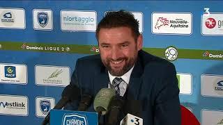 Football Ligue 2 : défaite de Niort face à Sochaux, 1 à 0