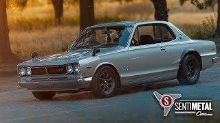 SentiMETAL Ep 3:  Nissan's rare Hakosuka Skyline GT-R