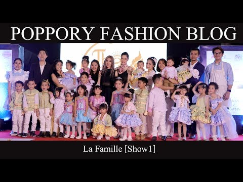 [FASHION SHOW] La Famile Show1  | 230717 | VDO BY POPPORY
