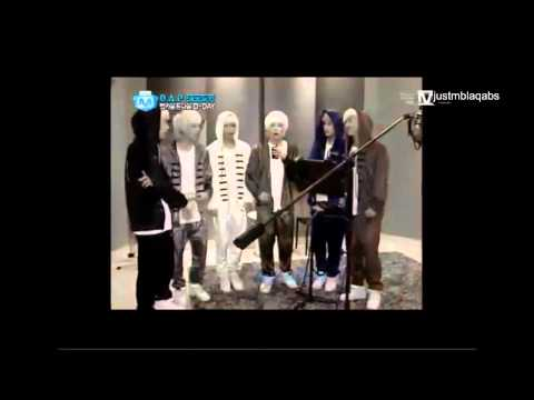 [ENG SUB] BLOCK B AND B.A.P  MNET WIDE