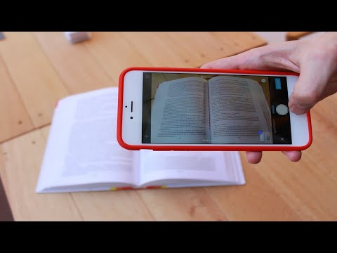 Сканер на IPhone. Как бесплатно сканировать с помощью Айфона.