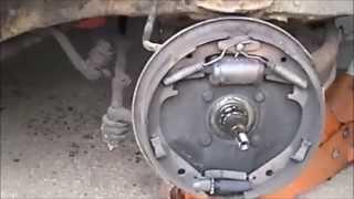 1956 Bel Air Drum Brakes 1